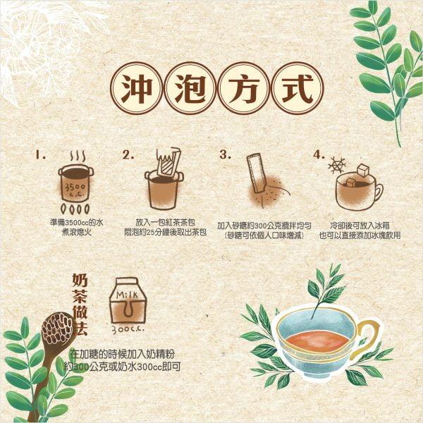 紅茶沖泡方式 | 品超制茶紅茶客製化調配/OEM/ODM/代工/批發