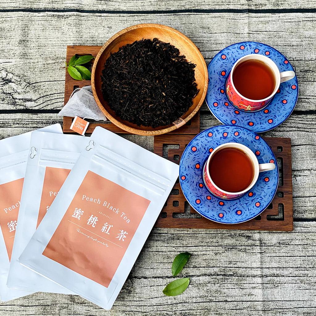 水蜜桃紅茶 | 品超制茶 - 紅茶客製化調配/OEM/ODM/代工/批發