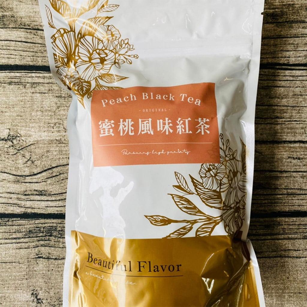 水蜜桃風味紅茶 | 品超制茶 - 紅茶客製化調配/OEM/ODM/代工/批發
