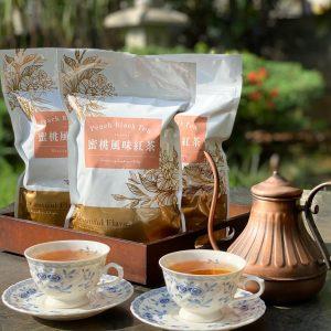 水蜜桃風味紅茶 | 品超制茶紅茶客製化調配/OEM/ODM/代工/批發